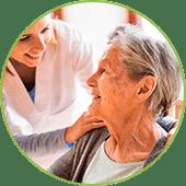 Servicio de cuidado de enfermos en Bilbao