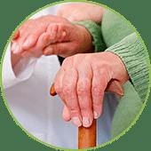 Servicio de cuidado de mayores en Bilbao